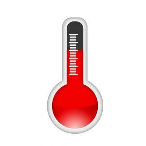 thermostat et température