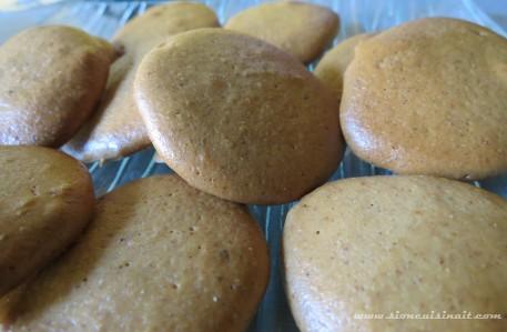 palets saveur pain d'épices